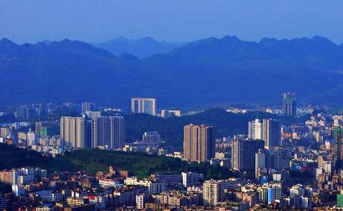 从贵州毕节地区的发展看西部大开发